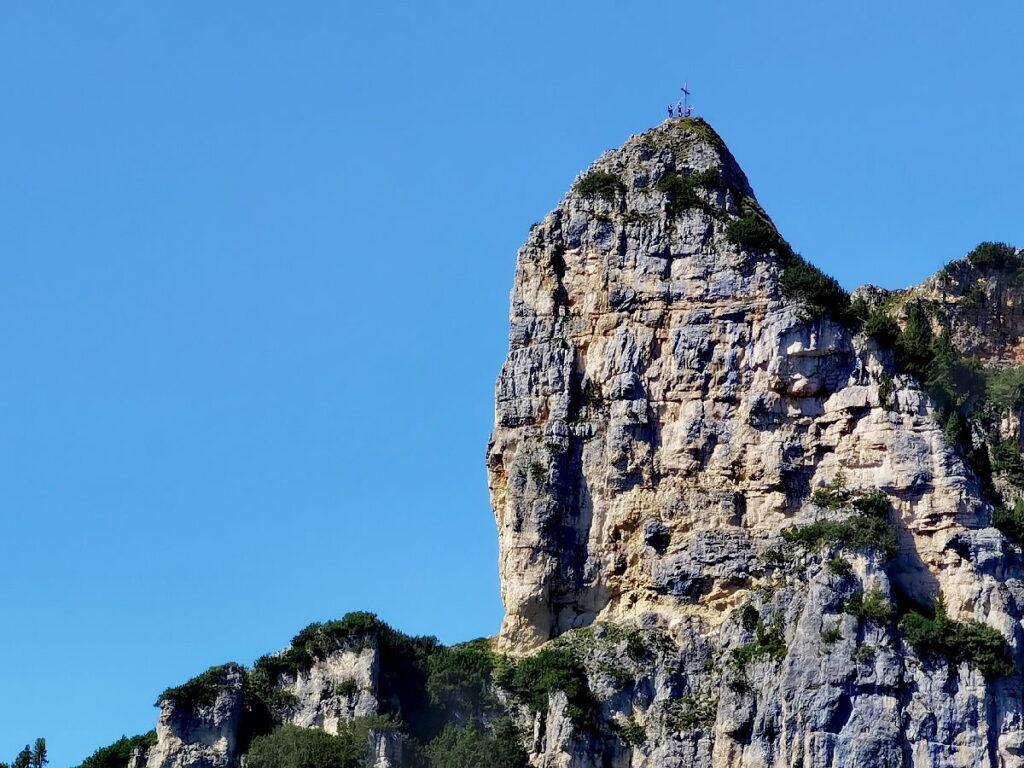 Achensee Wanderung auf die Rotspitze im Rofan