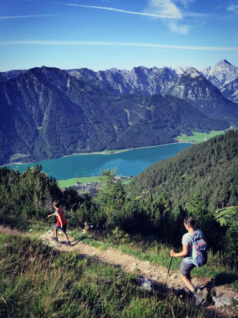 Hier findest du deine schönste Achensee Wanderung!