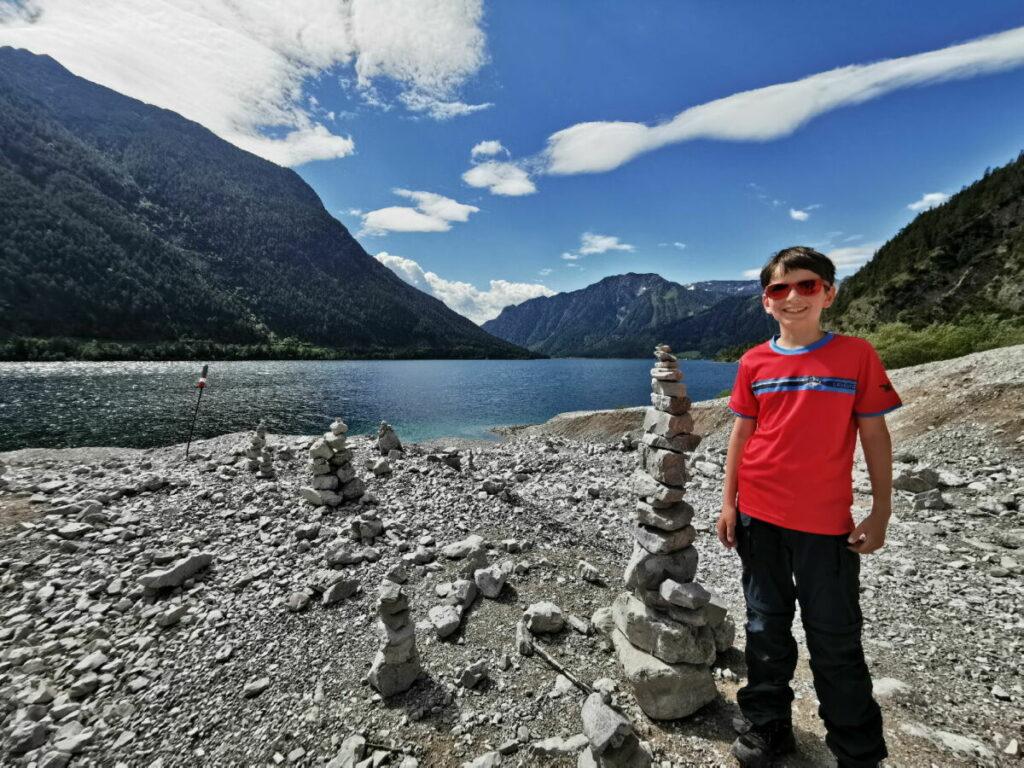 Die Gaisalm Wanderung am Achensee mit Kindern