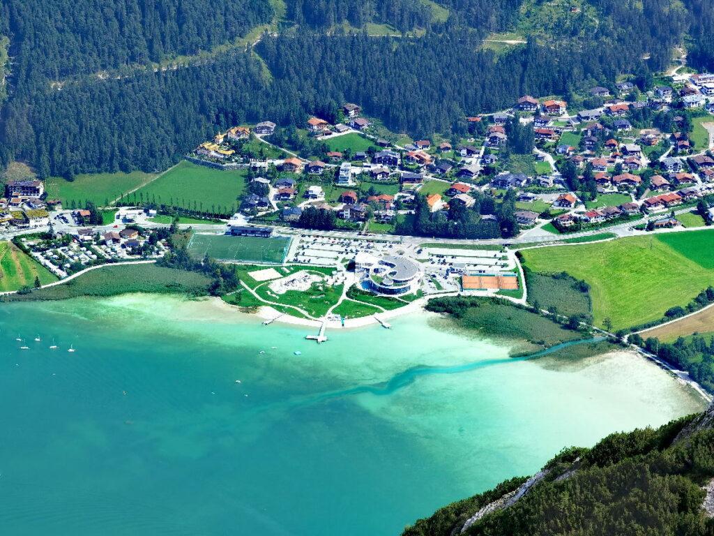 Das ist die Karibik in Tirol