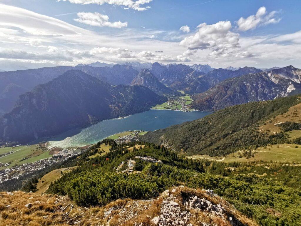 Entdecke die schönsten Achensee Berge