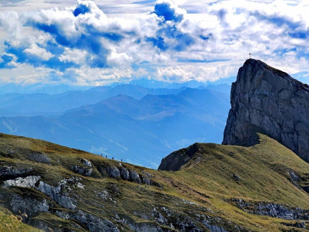 Ich mag diese beeindruckenden Achensee Berge!