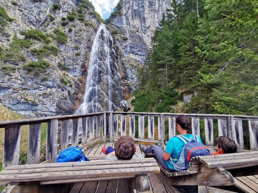 Achensee Wasserfälle - ich zeige dir die Schönsten!