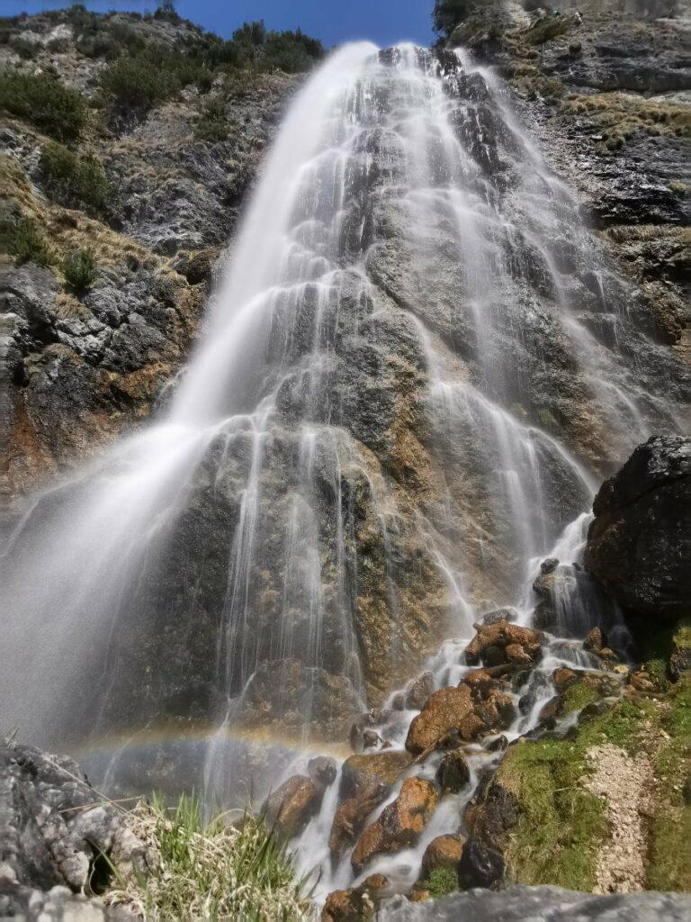 Dalfazer Wasserfall - der schönste Wasserfall am Achensee