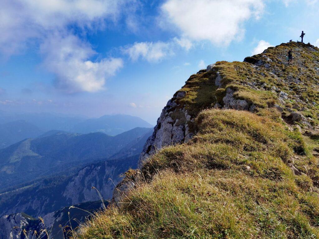 Einer der höchsten Achensee Berge - und der Höchste im Rofan: Hochiss