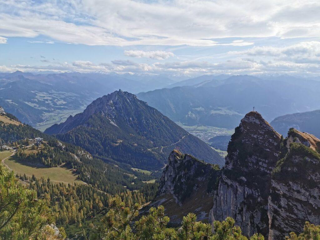 Ich zeige dir die Achensee Berge mit den schönsten Gipfeln und Wanderungen